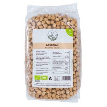 GARBANZO 500G ECO-SALIM