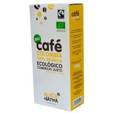 CAFE DE COLOMBIA MOLIDO 250G ALTERNATIVA3