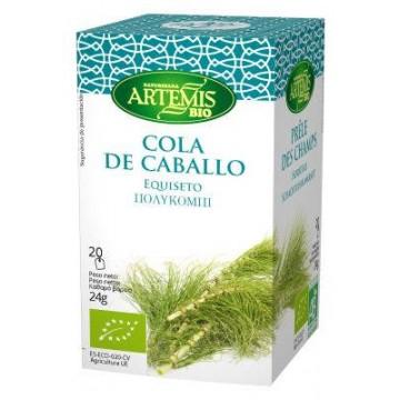 INFUSION COLA DE CABALLO 20X1 2G ARTEMIS