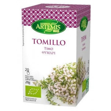 INFUSION TOMILLO 20X1 4G ARTEMIS