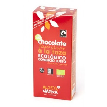 CHOCOLATE A LA TAZA 350G ALTERNATIVA3