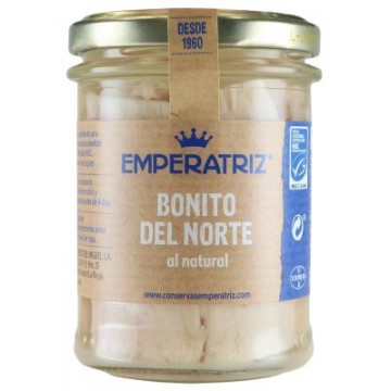 BONITO DEL NORTE AL NATURAL 212ML EMPERATRIZ