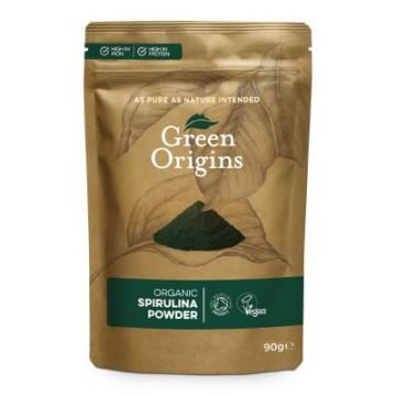 ESPIRULINA EN POLVO 150G GREEN ORIGINS