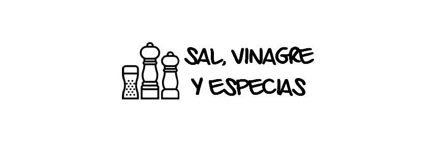 SAL VINAGRE Y ESPECIAS